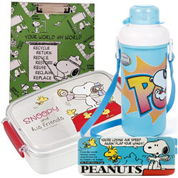 Kids Favourite Snoopy Stationery Kit to Bardez
