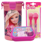 Fabulous Barbie Tumbler, Tiffin and Barbie Spoon Set for Kids to Bardez