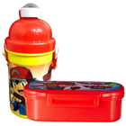 Eye-Catching Pokemon Sipper Bottle and Tiffin for Kids to Yamunanagar