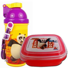 Charming Kung Fu Panda Tiffin Set for School Going Kids to Bardez