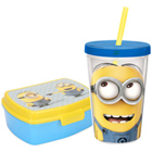 Attractive Minions Tiffin Set for School Going Kids to Ghaziabad