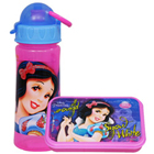 Impressive Disney Snow White Sipper Bottle and Tiffin for Kids to Hyderabad