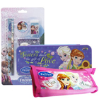 Eye Catching Disney Frozen Designed Stationery Set to Bardez