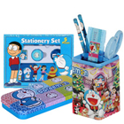 Outstanding School Time Doraemon Designed Stationery Set to Hyderabad