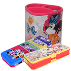 Delightful Kids Special Disney Minnie Designed Stationery Set to Bangalore