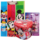 Marvelous Disney Minnie Stationery Set for School Going Kids to Bardez