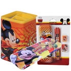 Delightful Step Out in Style with Mickey Stationary Set to Bardez