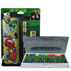 Smashing Kids Essential Ben 10 Stationary Set to Yamunanagar