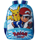 Fancy Step Out in Style Blue Pokemon School Bag to Bardez