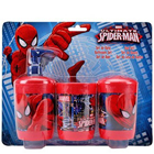 Stylish Spider Man Pattern Bathroom Set for Children to Bardez