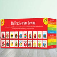 My First Learning Library Box Set of Books to Ambalamukku