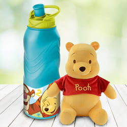 Exclusive Disney Winnie The Pooh Tumbler N Teddy Combo to Allasandra