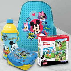 Wonderful Disney Mickey Mouse Fun Hamper for Kids to Abohar