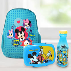 Striking Back To School Mickey Mouse Gift Combo to Abohar