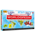 Superb MadRat Games Brings Madzzle Worldopedia Animal Kingdom to Bareilly