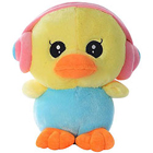 Dainty Duck with an Earphone to Bahana