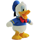 Endearing Disney Donald Duck Soft Toy to Bareta