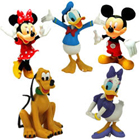 Arresting Present of Mickey Mouse Clubhouse Figurines for Kids to Varanasi