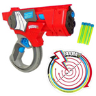 Mattel�s Frolicsome Suppleness Dart Gun to Amalsad