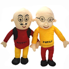 Embraceable Motu Patlu Soft Toy Set to Belapur Road