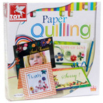 Appealing Paper Quilling Set by ToyKraft to Akaltara