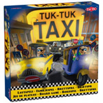 Winsome Tuk Tuk Taxi Toy Set to Amargol
