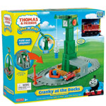 Euphoric Fisher-Price Thomas the Train Take-n-Play Set to Bahana