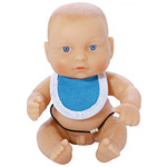 Amiable Baby Boy Play-Doll by Masoom Playmates to Bihar