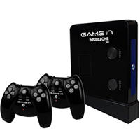 Ideal Collection of Mitashi Infrazone Nx MT30 Gaming Console Black to Bhusawal