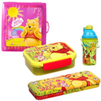Stylish Secelection of Winni the Pooh Gift Pack for Kids to Baraut