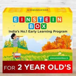 Awesome Einstein Learning Box for Boys n Girls to Alapuzha