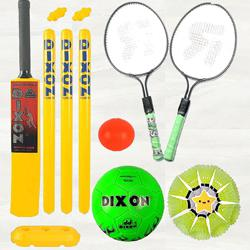 Remarkable 3 in 1 Super Sports Combo to Adoni