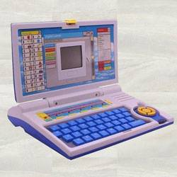 Marvelous Laptop Toy for Kids to Aluva