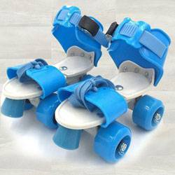 Exclusive Roller Skates with Adjustable Inline Skating Shoes to Alwar