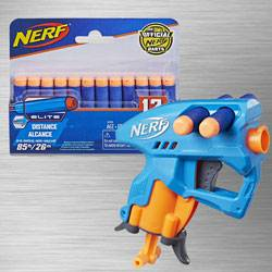 Amazing Nerf N-Strike Elite Refill Pack with Nano Fire Blaster to Akurdi