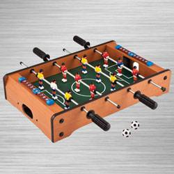 Wonderful Table Soccer Game to Aluva