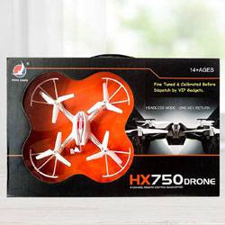Marvelous HX 750 Drone Quadcopter for Kids to Adra