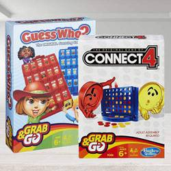 Marvelous Board Games Set for Kids to Akola