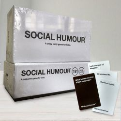 Marvelous Social Humour Adult Party Game to Ahmedgarh