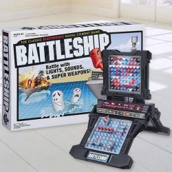 Exclusive Hasbro Battleship Game to Adoni