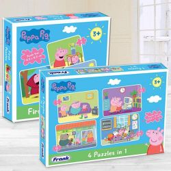 Marvelous Frank Peppa Pig Puzzle Set to Ahmedabad