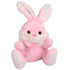Cute Rabbit Soft Toy to Bhubaneswar