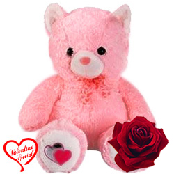 Gift this Big Teddy Bear to your loved ones. (30 i... to Hyderabad