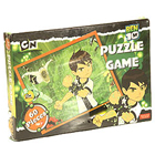 Ben 10 Puzzle Game to Bareta