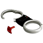 Spy Handcuffs to Peruvayal