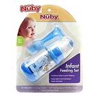 Infant Feeder Transition from Bottle to Spoon (60 ml) to Aluva