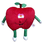 Play & Pets Cuddly Plush Toy Apple  to Padi