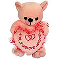 For Someone Special � Tedy Bear with Heart to Peruvayal