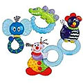 Nuby-Ice Gel Teethers to Batala