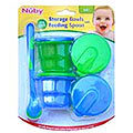 Nuby-Storage Bowl with Feeding Spoon to Barauipur